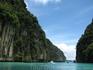 """Необитаемый остров Пи Пи Лей, бухта Майа Бэй - здесь снимали фильм """"Пляж"""" с Ди Каприо."""
