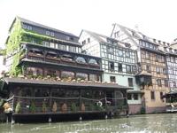 Прогулки по Рейну - вот такая вот французская Венеция...