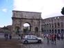 Константиновская арка и Колизей