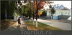 улица К.Иванова (до революции - Соборная)