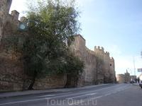 Толедо. Городские крепостные стены
