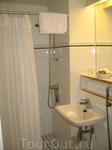 Ванная в стандартном номере в спа-комплексе