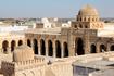 Внутренний двор Мечети Сиди Окба