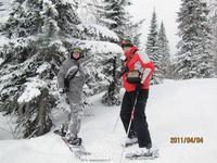 Геш хорош и для лыжников и для сноубордистов