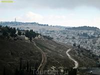 Утро в Иерусалиме