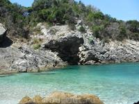 пляж Klimatia