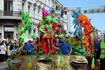 Карнавал в Хельсинки - достойная северная альтернатива бразильского.