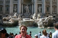 фонтан Треви. Рим.