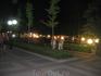 Улица Князь Борис вечером