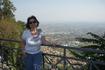 В подтверждение  выше  сказанного - мостик и Я на нем,а внизу  великолепный  вид  на  Сам-Марино  ;-)))
