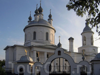 Ильинская церковь в Иваново