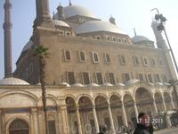 цитадель Салах Аль Дина;  у мечети Мухаммеда Али