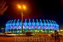 Стадион Bunyodkor. Творение известного архитектурног бюро мира – GMP Architekten