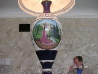 В нарзанной галерее