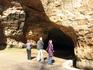 Пещера Гутманя - Самая высокая и просторная Латвийская (а также Балтийская) пещера, а точнее ниша в виде пещеры, длина которой 18,8 метров, шириной 12 ...