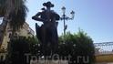 Sevilla - рядом с мостом Триана