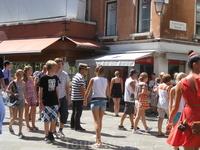 На улице Венеции