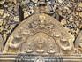 Асан базар.Непал.Катманду Асан Базар - древний исторический, культурный, религиозный и торговый центр долины Катманду. Украшения на храме