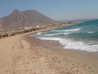 наш пляж.