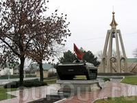 Мемориал Памяти и Скорби