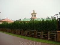 Пушкин, Александровский парк, Китайская деревня