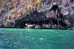 пещеры летучих мышей острова Пи-Пи