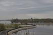 Место слияния реки Которосль с Волгой