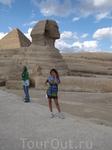 экскурсия в Каир. Сфинкс