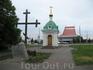 Центр Омска. На этом месте планируется восстановить храм св. Ильи Пророка