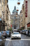 Улочка в Марселе