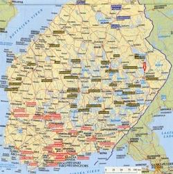 Контиолахти на карте