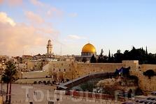 В Иерусалиме соединены христианские, иудейские и мусульманские святыни.
