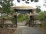 Ворота на территорию мужского и женского монастырей