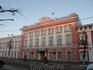 Улица Андропова. Здание мэрии