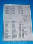 Автобусы ходят в разные концы Крыма. Автобусное расписание.