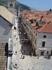 Дубровник, вид на Страдун с крепостной стены
