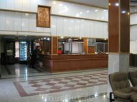 Керманшах Отель в котором мы жили
