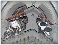 Звонница монастыря.