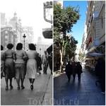 А мадридские девушки, хоть и повзрослели, но все также любят гулять по улицам, взяв друг друга под руку. Я буду очень скучать по всему этому и стремиться ...