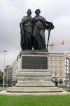 Фотография Памятник объединению Женевы и Швейцарии