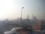 В Каире; снимки из окна автобуса