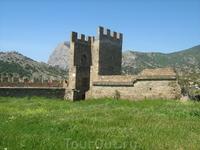 Генуэзская крепость. Интерьер 4.