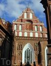 Фотография Костёл Святого Франциска Ассизского в Заречье