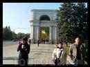 Триумфальная арка. Очень люблю это место.