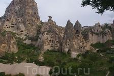 Гора - крепость