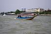 Лодки на реке Чао Пайя