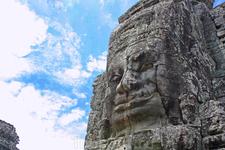 Камбоджа. Каменные лица Байона