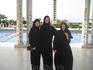 в лабайях, арабская женская одежда