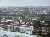 Вюрцбург, вид из крепости