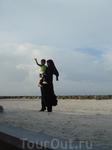 на экскурсии в мальдивскую рыбацкую деревню.... Жители